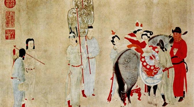 La Chine, une ancienne colonie égyptienne ? rôle des Hyksos