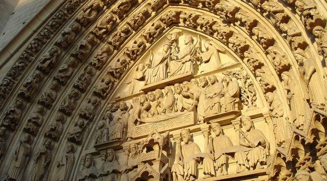 Le Mystère des cathédrales : la dormition de la vierge