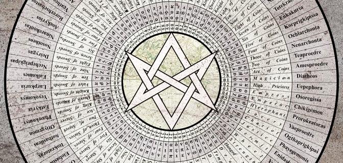 Shem hamphorash ou les 72 noms de Dieu