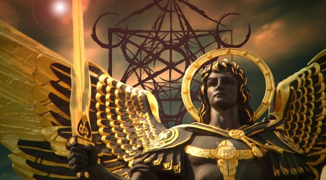 Métatron et les 12 rayons de lumière : Tarot et initiation