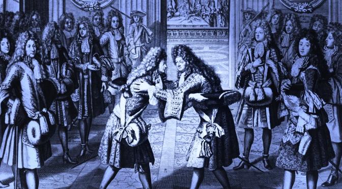 Le chevalier Andrew Michael Ramsay à la rencontre des écossais