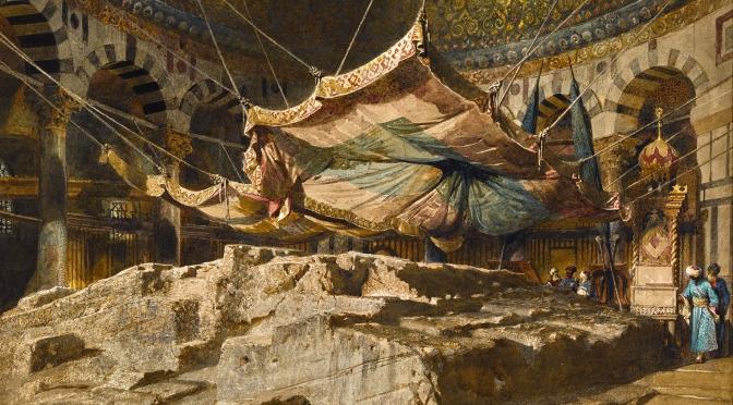La disparition de l'Arche et ses aventuriers